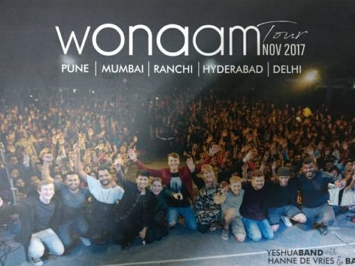 Wonaam Tour 2017 – India