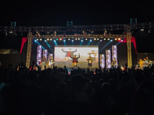 Love Revolution Tour – India 2019